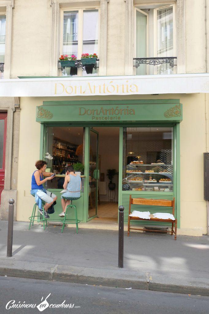 DonAntonia-pastelaria-682x1024 - DonAntonia Pastelaria, des gourmandises portugaises à Paris