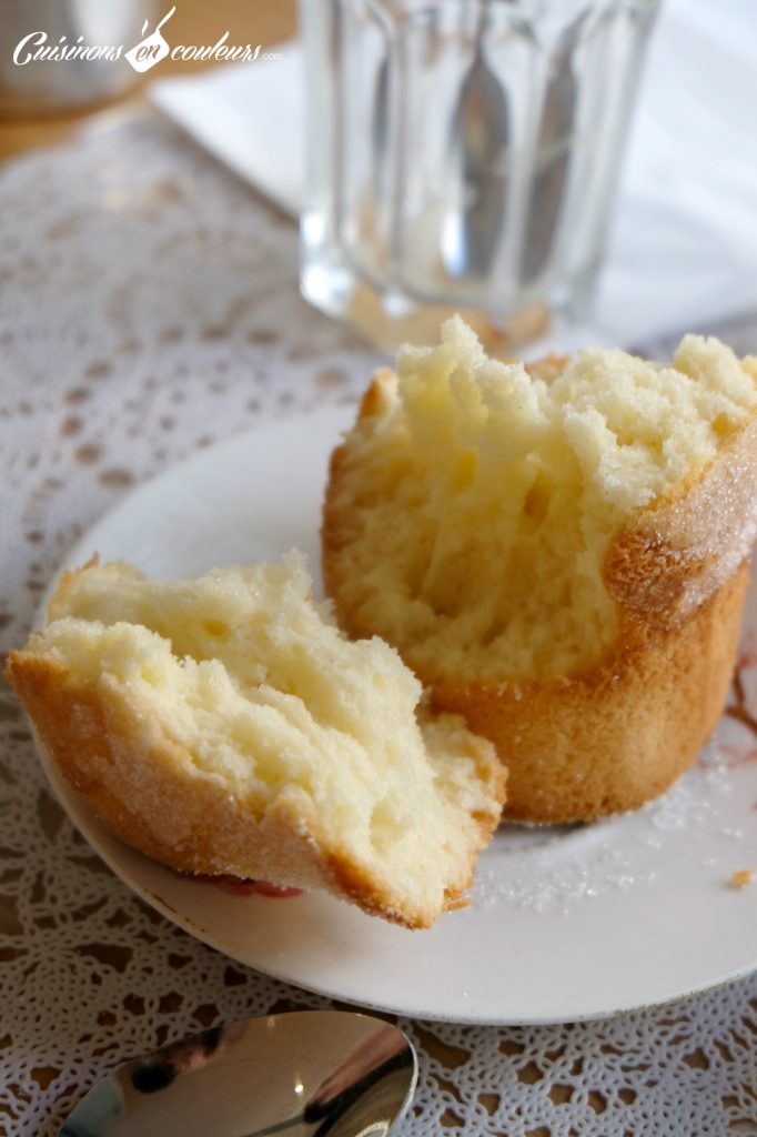 DonAntonia-pastelaria-Bolo-de-Arroz-682x1024 - DonAntonia Pastelaria, des gourmandises portugaises à Paris