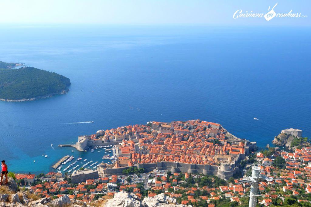 Dubrovnik-1024x682 - Deux semaines entre la Croatie, la Bosnie-Herzégovine et le Monténégro