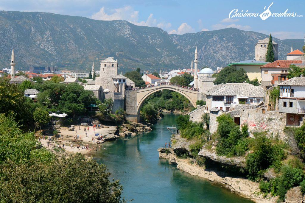 Mostar-1024x682 - Deux semaines entre la Croatie, la Bosnie-Herzégovine et le Monténégro
