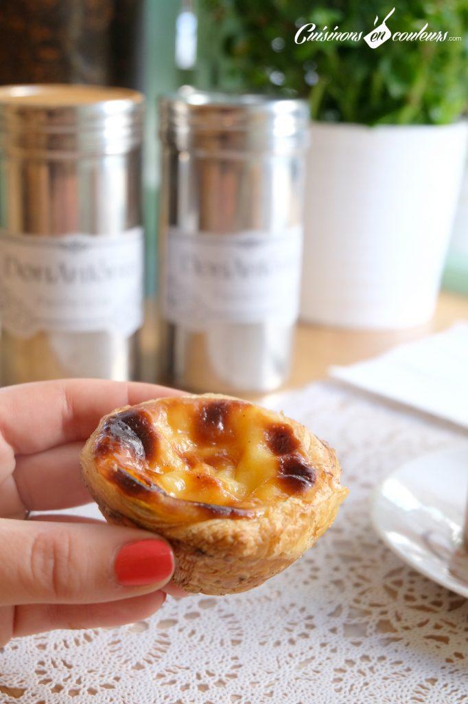 Pasteis-de-nata-delicieux-682x1024 - DonAntonia Pastelaria, des gourmandises portugaises à Paris