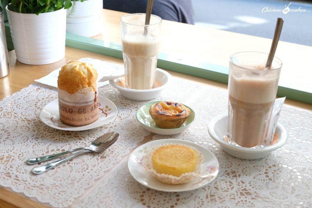 Petit-dejeuner-portugais-1024x682 - DonAntonia Pastelaria, des gourmandises portugaises à Paris