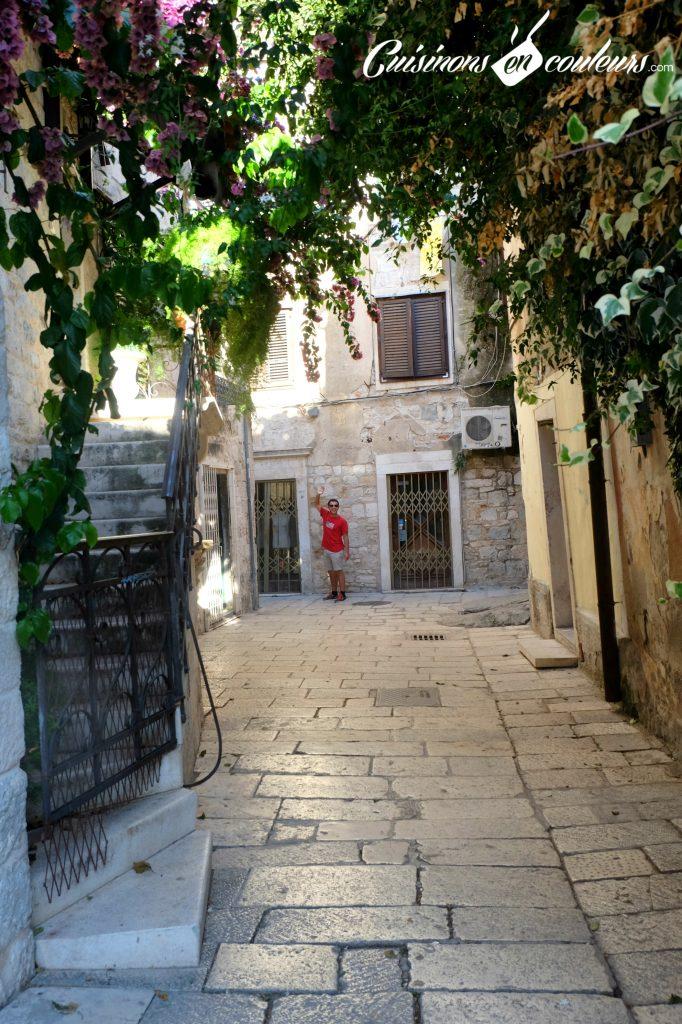Rues-de-Split-682x1024 - Deux semaines entre la Croatie, la Bosnie-Herzégovine et le Monténégro