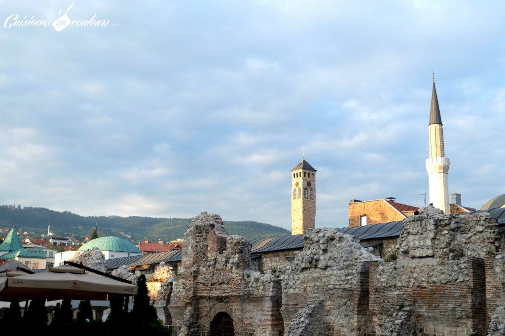 Sarajevo-city-1024x682 - Deux semaines entre la Croatie, la Bosnie-Herzégovine et le Monténégro