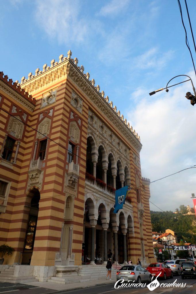 sarajevo-library-682x1024 - Deux semaines entre la Croatie, la Bosnie-Herzégovine et le Monténégro