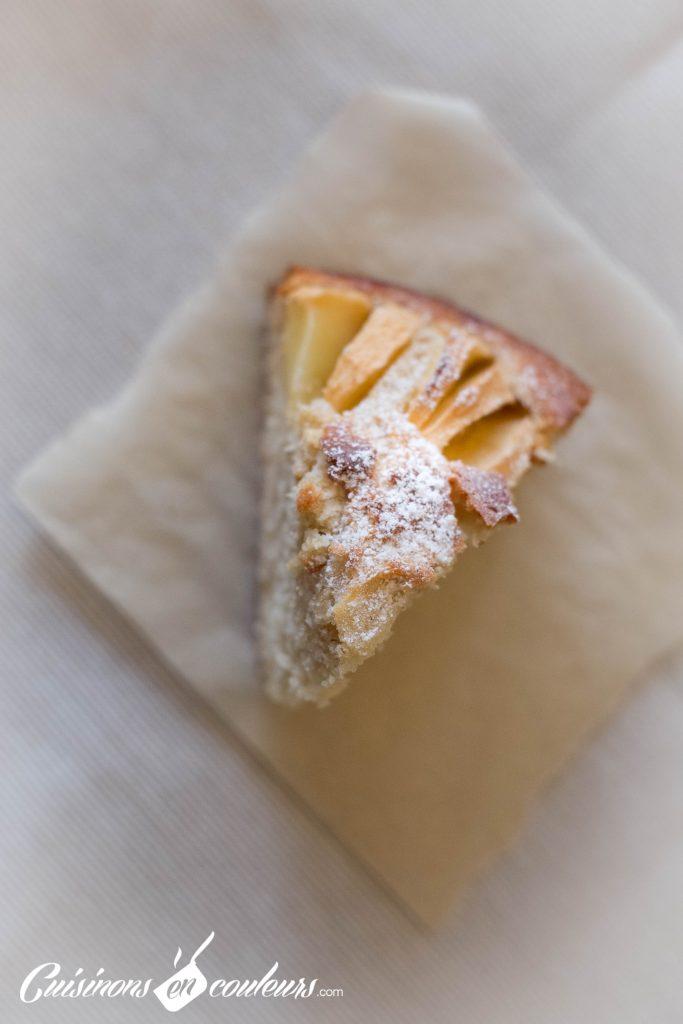 tranche-de-cake-pomme-683x1024 - Gateau aux pommes et à la vanille
