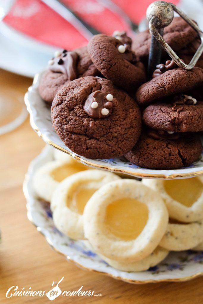 Biscuits-au-chocolat-2-683x1024 - Biscuits de Noël au chocolat
