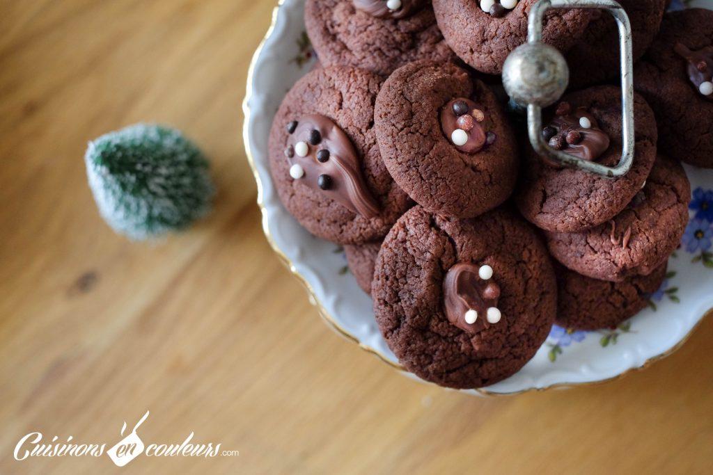 Biscuits-au-chocolat-3-1024x683 - Biscuits de Noël au chocolat