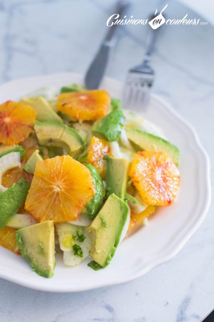 Salade-de-fenouil-10-683x1024 - Salade de fenouil cru, avocat et orange