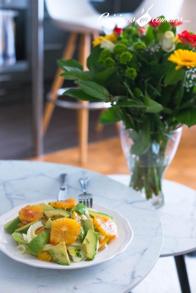 Salade-de-fenouil-9-683x1024 - Salade de fenouil cru, avocat et orange