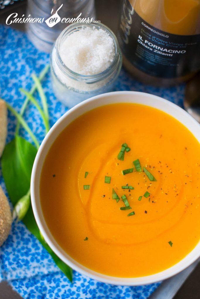 Soupe-de-crevettes-aux-legumes-11-683x1024 - Soupe de crevettes aux carottes