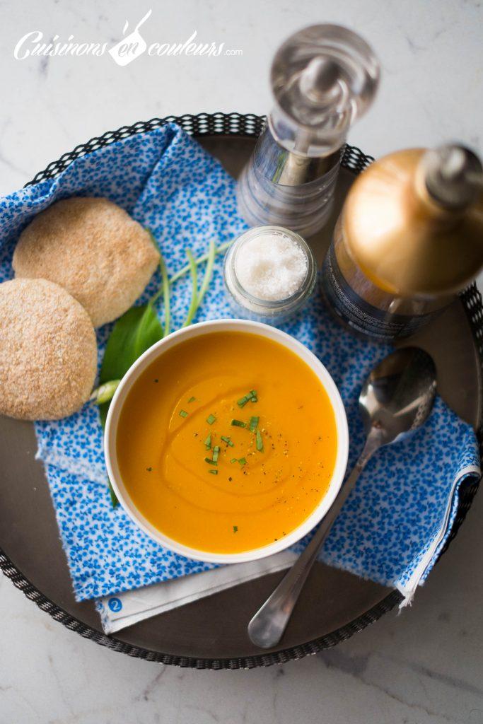 Soupe-de-crevettes-aux-legumes-3-683x1024 - Soupe de crevettes aux carottes
