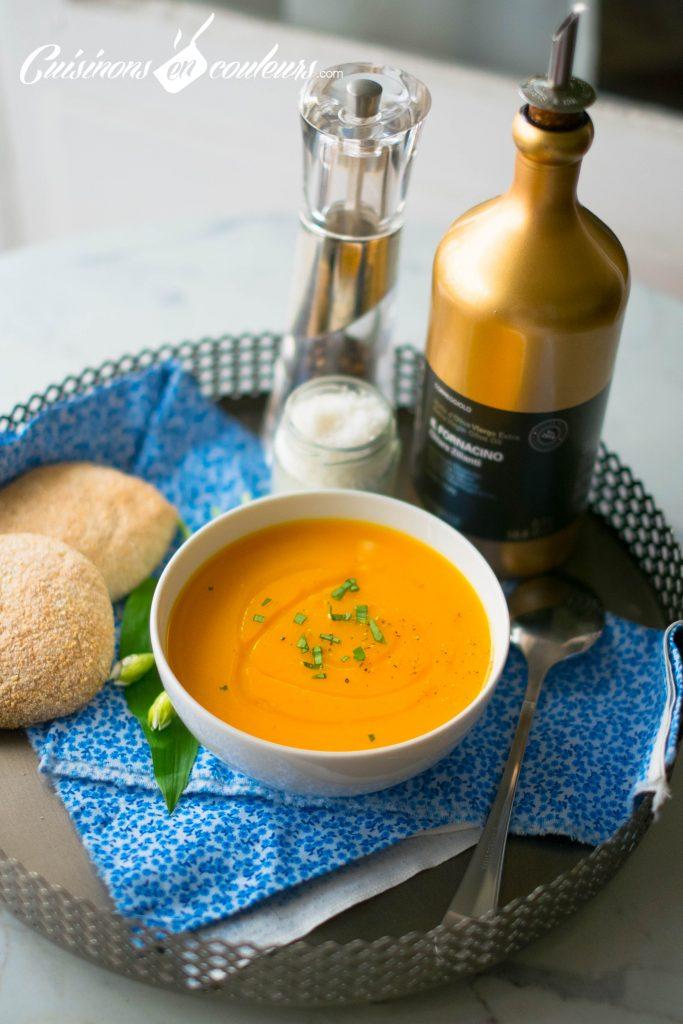 Soupe-de-crevettes-aux-legumes-5-683x1024 - Soupe de crevettes aux carottes