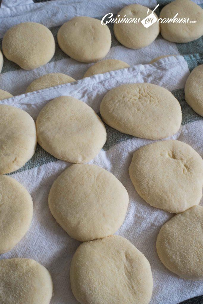 Batbout-avant-cuisson-2-683x1024 - Batbout, recette facile expliquée pas à pas