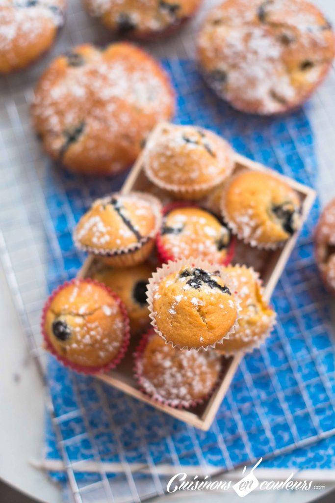 Muffins-nectarines-et-myrtilles-683x1024 - Muffins aux nectarines et aux myrtilles