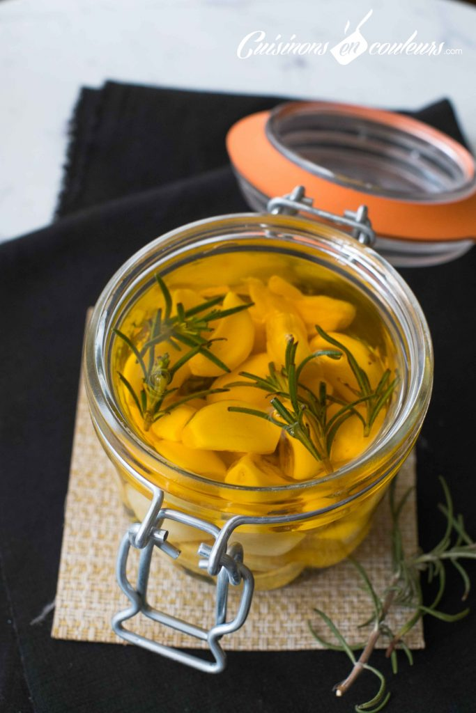 conserve-d-ail-5-683x1024 - Ail mariné à l'huile d'olive et au romarin