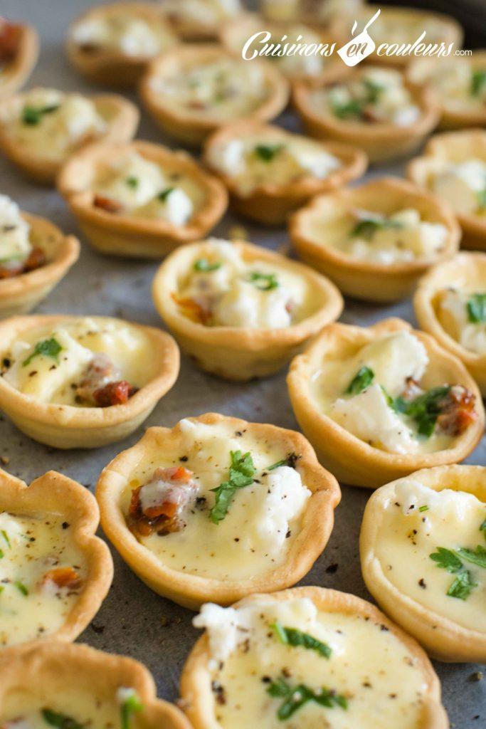 Minis-quiches-aux-tomates-sechees-et-a-la-mozzarella-4-683x1024 - Minis quiches aux tomates séchées et à la mozzarella