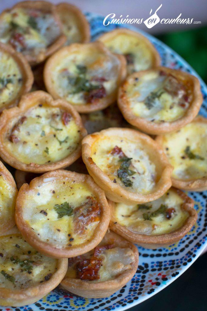 Minis-quiches-aux-tomates-sechees-et-a-la-mozzarella-5-683x1024 - Minis quiches aux tomates séchées et à la mozzarella