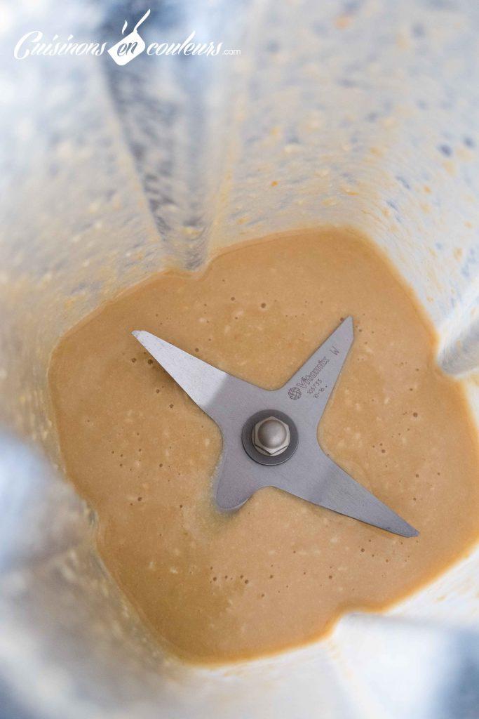 Homemade-Tahine-15-683x1024 - Tahiné, purée de sésame faite maison