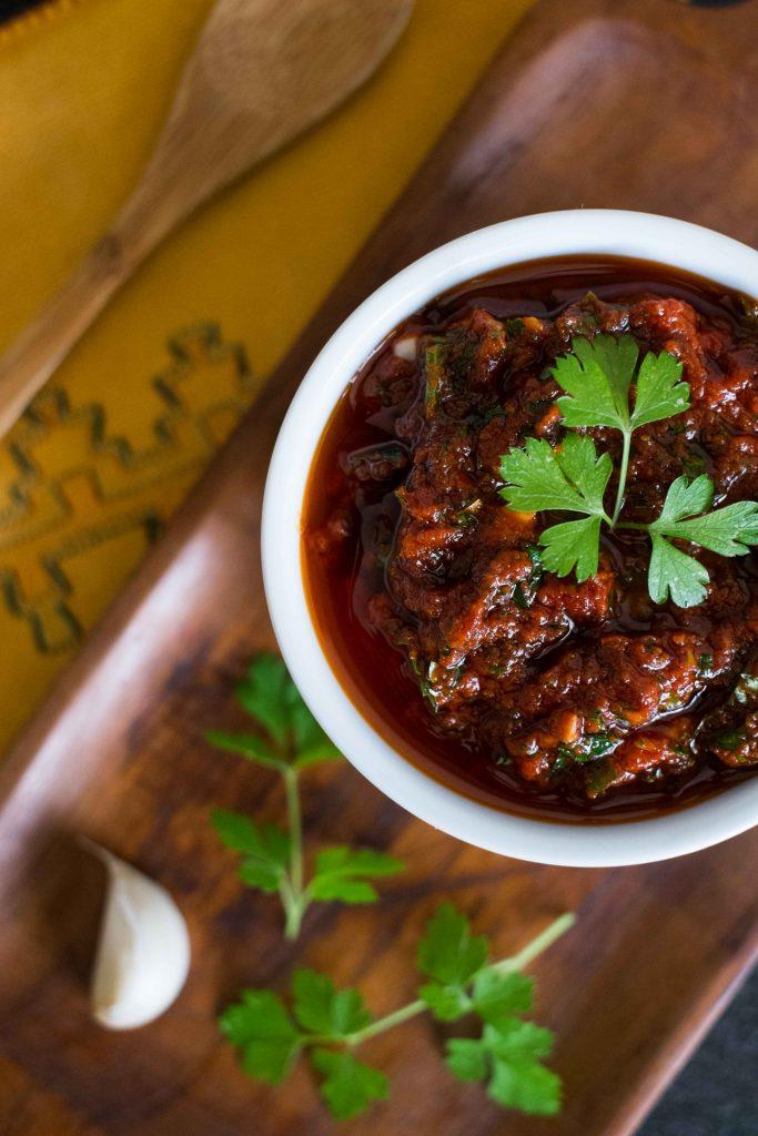 chermoula-11-1-683x1024 - Chermoula, marinade marocaine