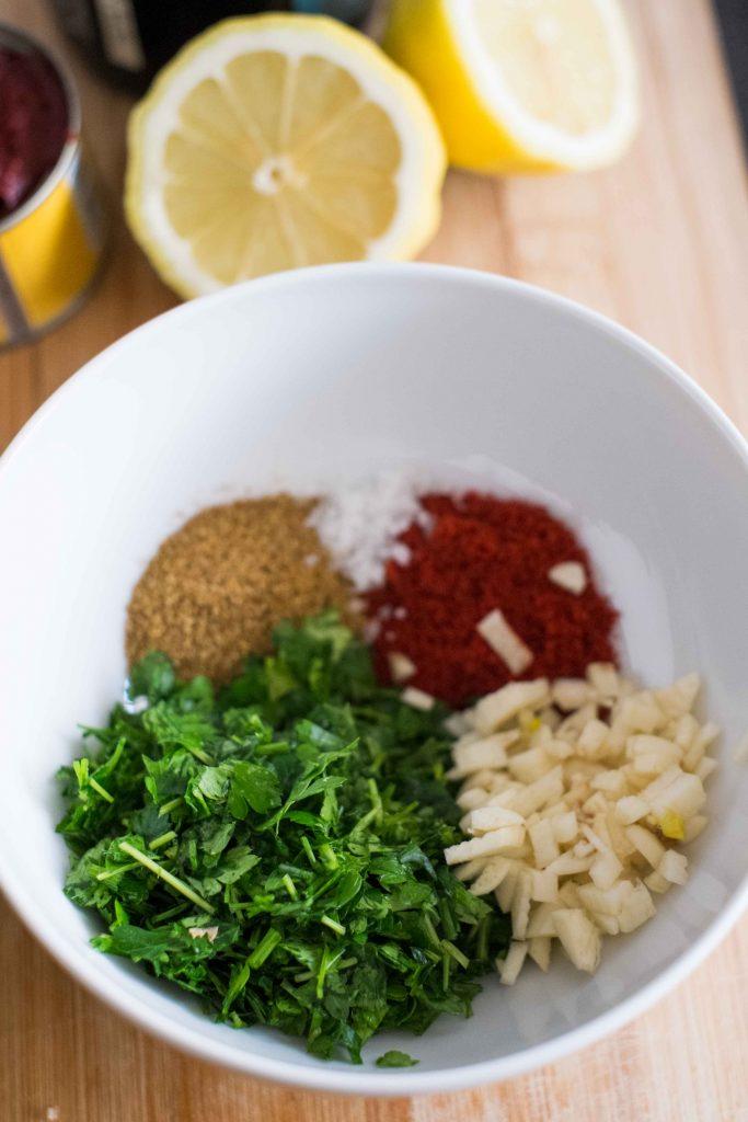chermoula-4-683x1024 - Chermoula, marinade marocaine