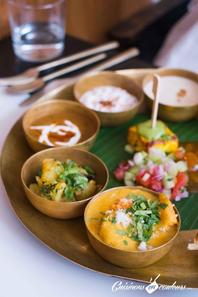 Desi-Road-10-683x1024 - Desi Road, pour de délicieux thalis en plein coeur de Paris