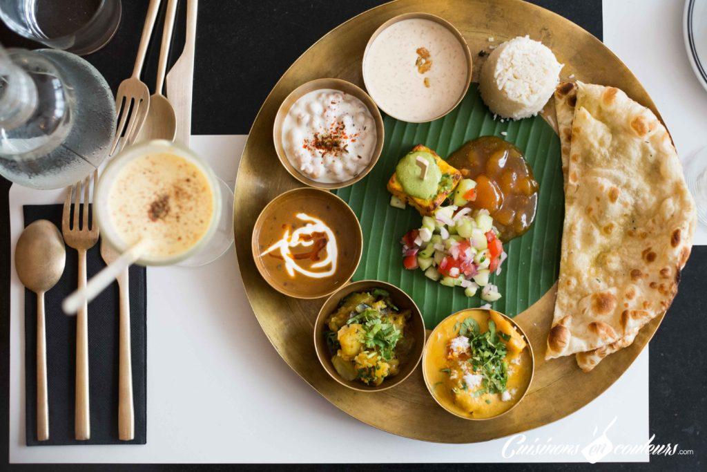 Desi-Road-2-1024x683 - Desi Road, pour de délicieux thalis en plein coeur de Paris