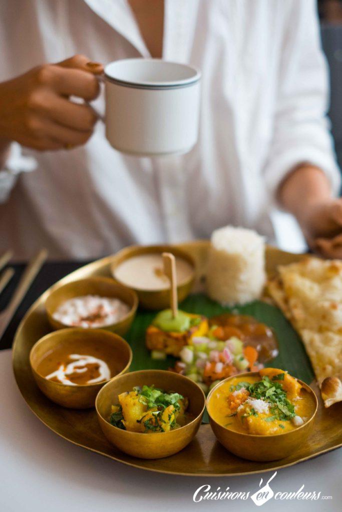 Desi-Road-4-683x1024 - Desi Road, pour de délicieux thalis en plein coeur de Paris