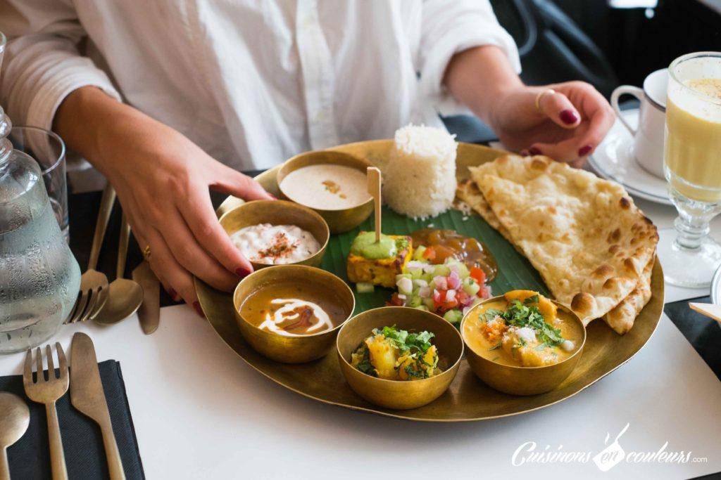Desi-Road-5-1024x683 - Desi Road, pour de délicieux thalis en plein coeur de Paris