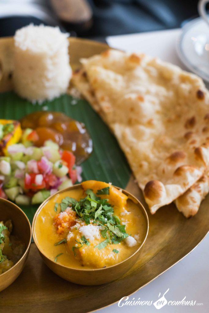 Desi-Road-8-683x1024 - Desi Road, pour de délicieux thalis en plein coeur de Paris
