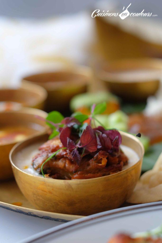 Desi-Road-Paris-4-683x1024 - Desi Road, pour de délicieux thalis en plein coeur de Paris
