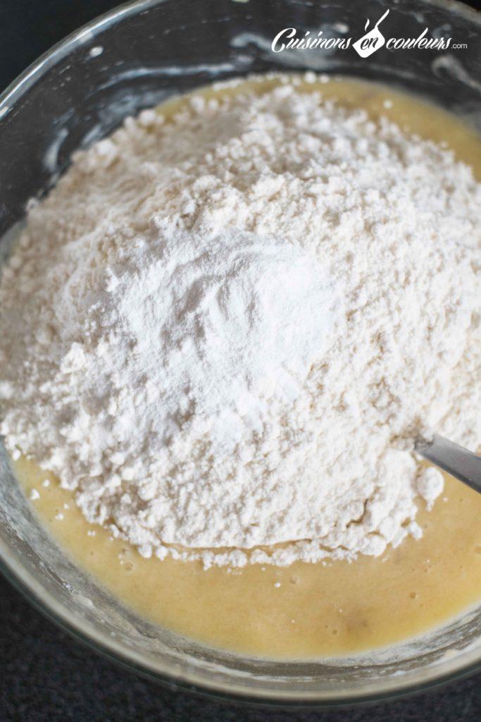 Muffins-choco-bananes-6-683x1024 - Muffins à la banane et à la pâte à tartiner noisettes