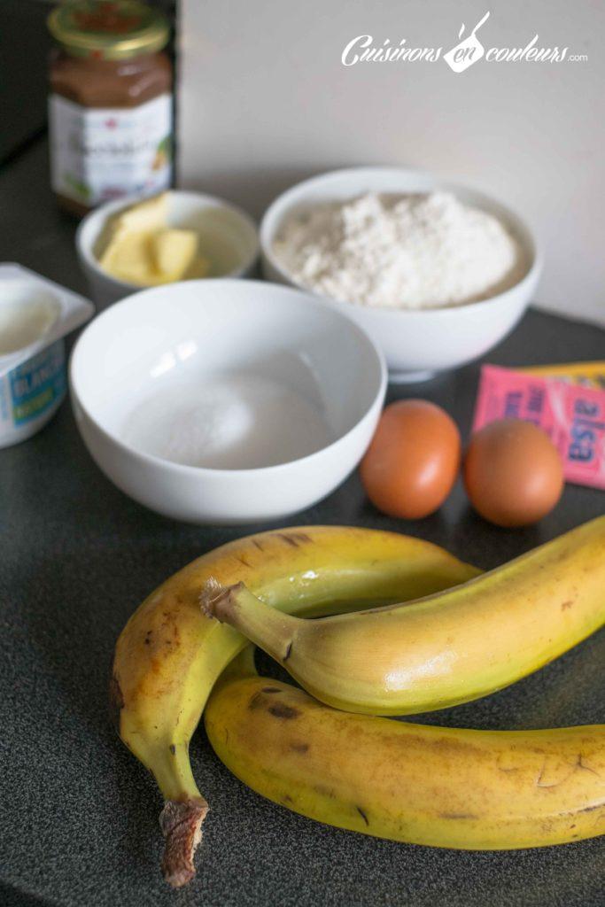 Muffins-choco-bananes-683x1024 - Muffins à la banane et à la pâte à tartiner noisettes