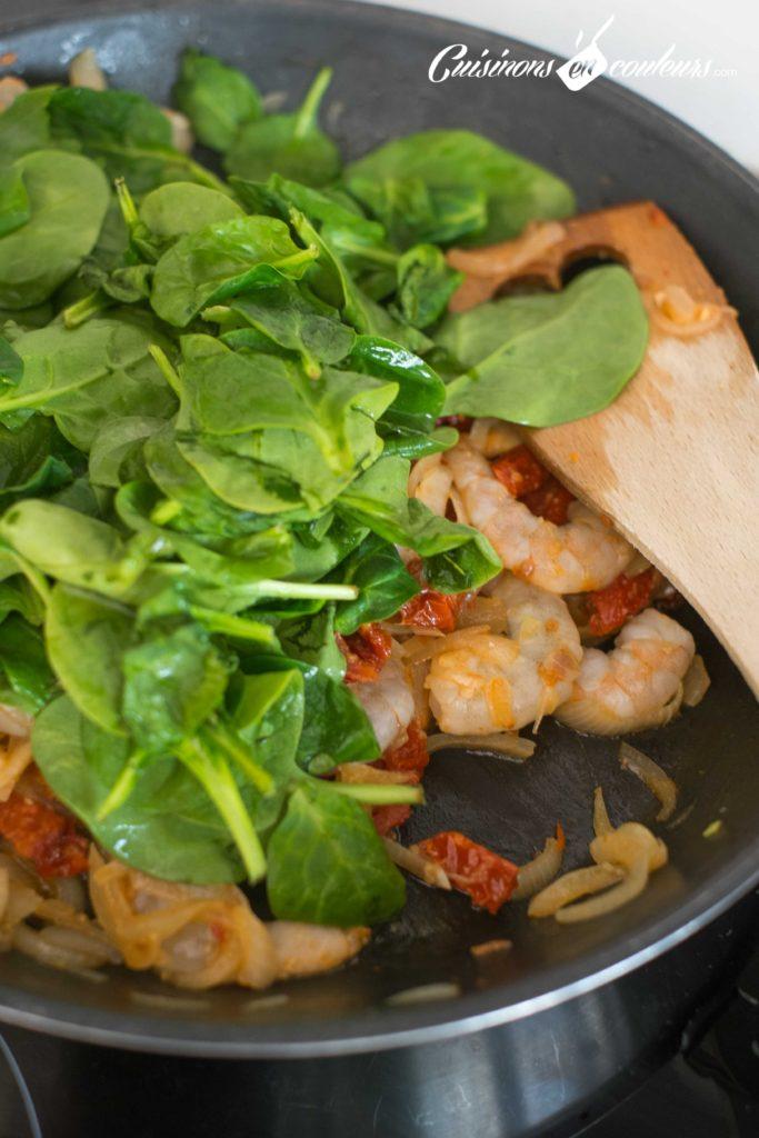 Crevettes-et-tomates-sechees-8-683x1024 - Crevettes aux tomates séchées et aux épinards