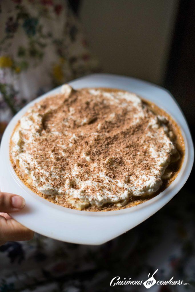 Banoffee-Pie-2-683x1024 - Banoffee Pie, tarte à la banane et au caramel