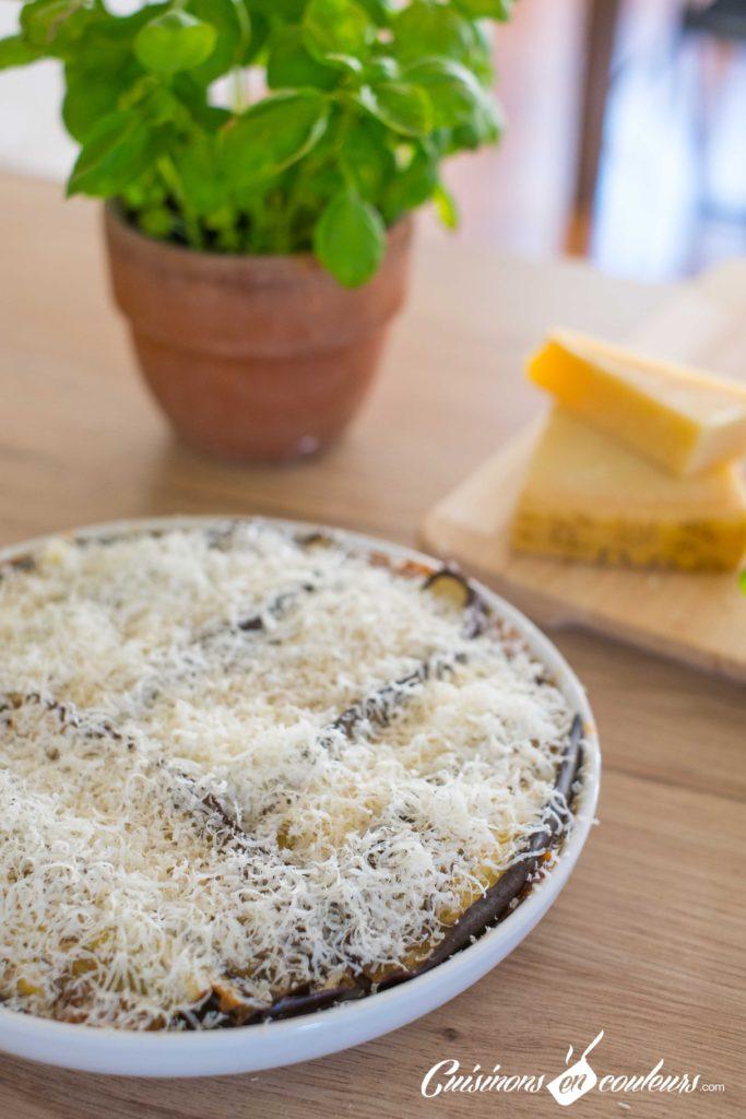 Parmigiana-10-683x1024 - Parmigiana, un gratin d'aubergines à la tomate et au parmesan