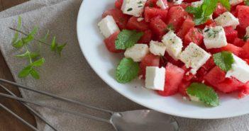 Salade-pasteque-6-351x185 - Cuisinons En Couleurs