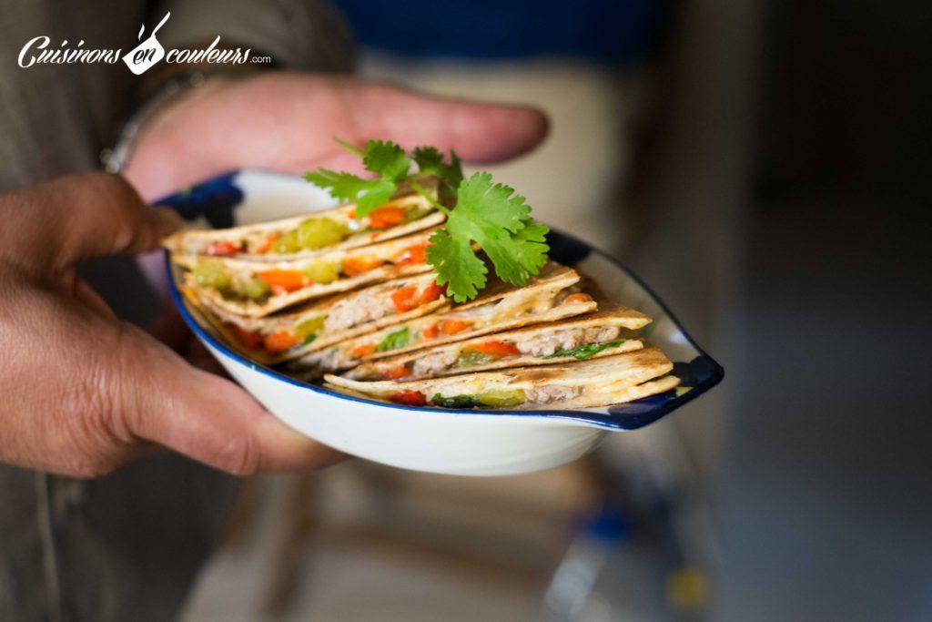 quesadillas-8-1024x683 - Plus de 35 idées salées pour Ramadan