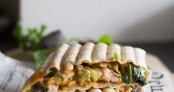 Panini-poulet-avocat-6-351x185 - Cuisinons En Couleurs