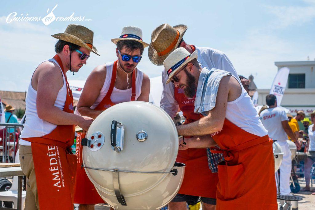 Championnat-barbecue-10-1024x683 - Le 6ème Championnat de France de Barbecue avec Weber