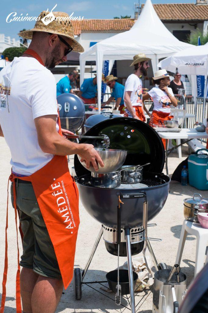 Championnat-barbecue-7-1-683x1024 - Le 6ème Championnat de France de Barbecue avec Weber