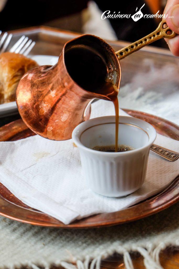 café turque
