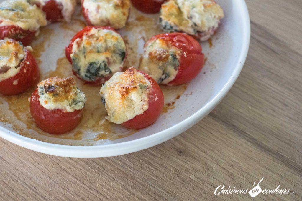 Tomates-farcies-au-fromage-frais-5-1024x683 - Tomates farcies au fromage frais, aux épinards et au parmesan