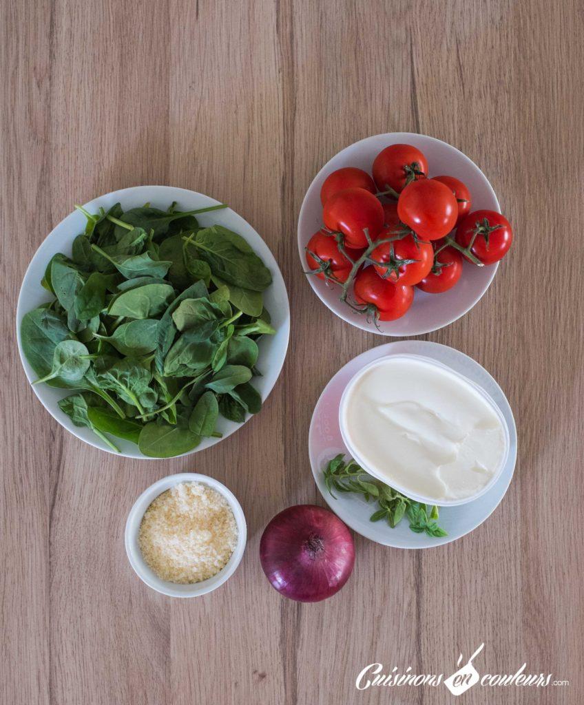 Tomates-farcies-au-fromage-frais-848x1024 - Tomates farcies au fromage frais, aux épinards et au parmesan