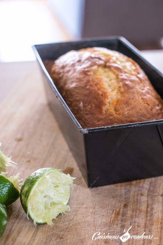 gateau-yaourt-myrtilles-citron-683x1024 - Gâteau au yaourt, citron et myrtilles