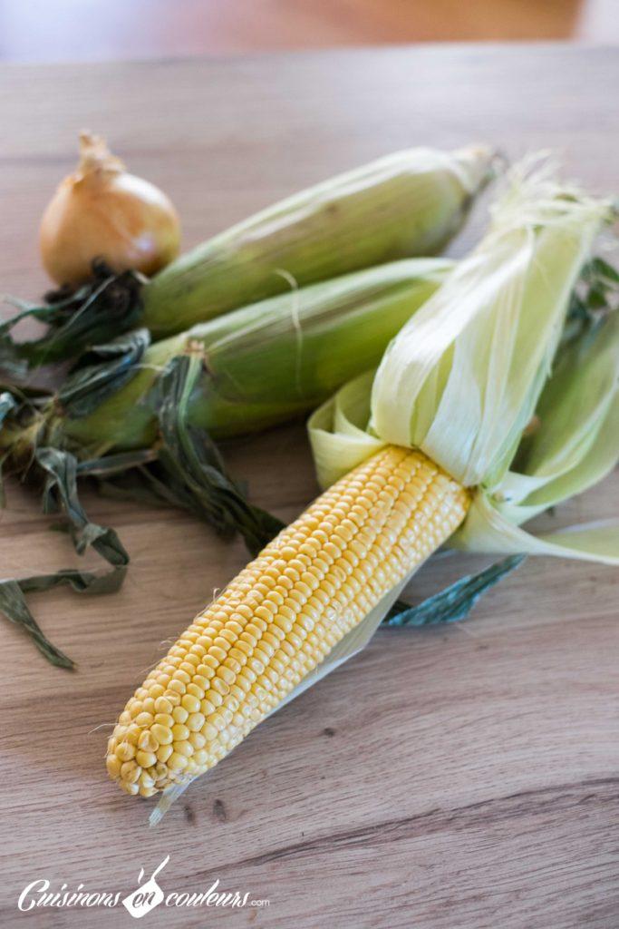 soupe-mais-12-683x1024 - Velouté de maïs