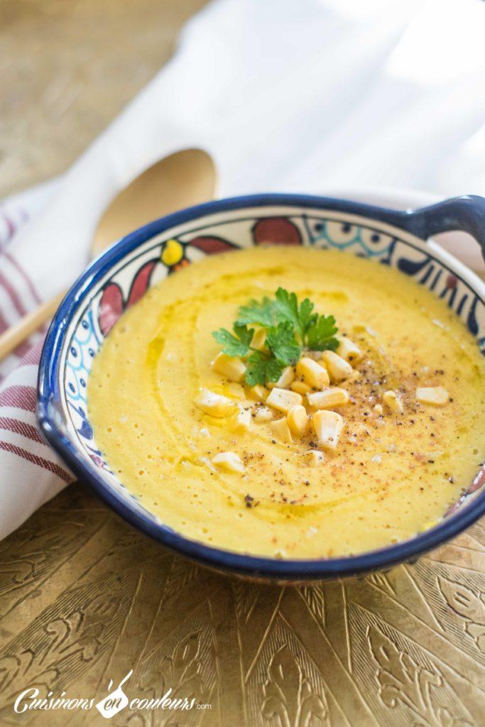 soupe-mais-2-683x1024 - Velouté de maïs
