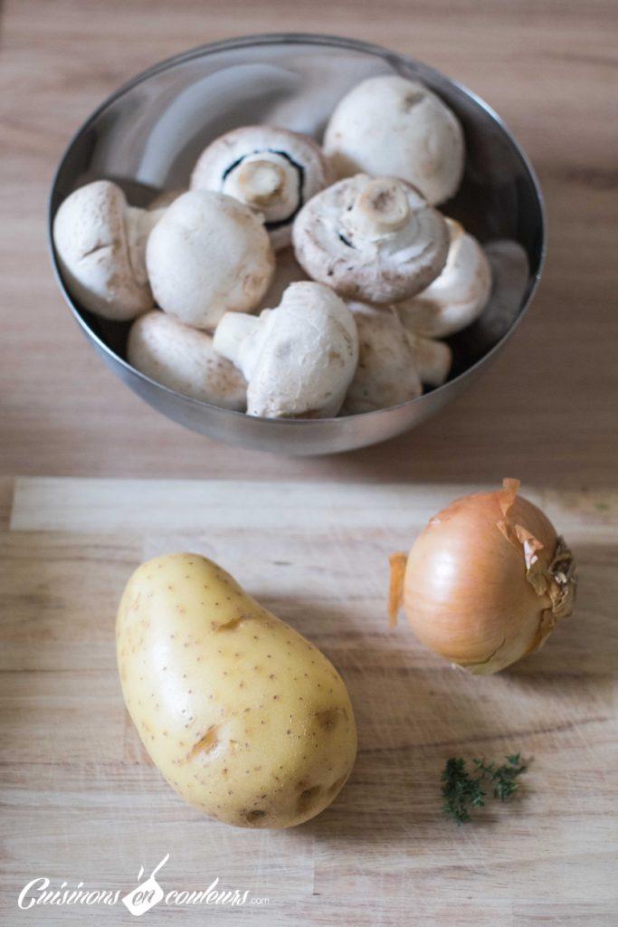 Veloute-de-champignons-2-683x1024 - Velouté de champignons au thym