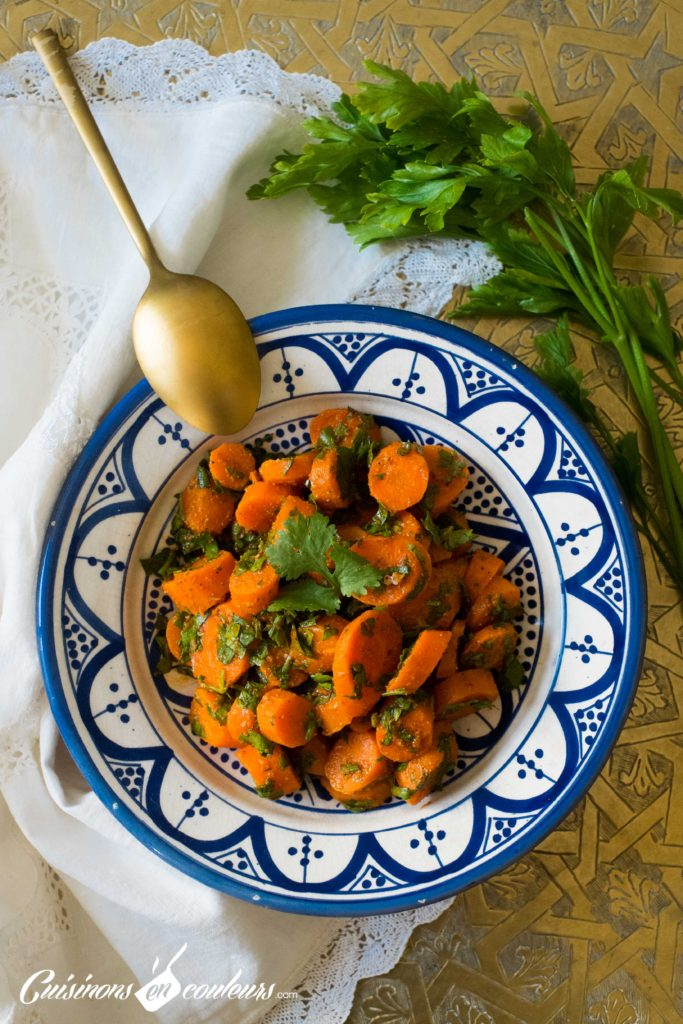 khizou-mchermel-12-683x1024 - Khizou Mchermel, salade de carottes marocaine