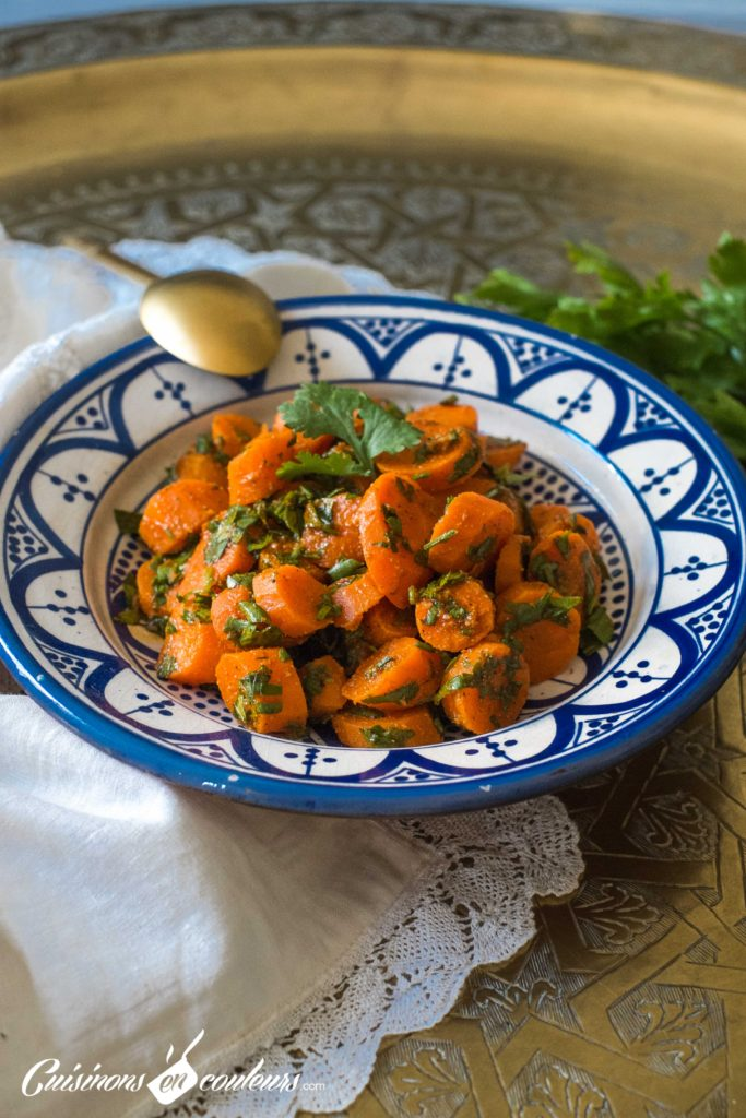khizou-mchermel-16-683x1024 - Khizou Mchermel, salade de carottes marocaine